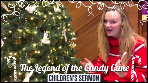 The Legend of the Candy Cane: Children