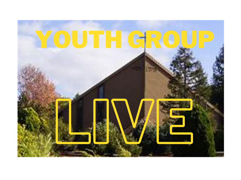 Youth Group LIVE
