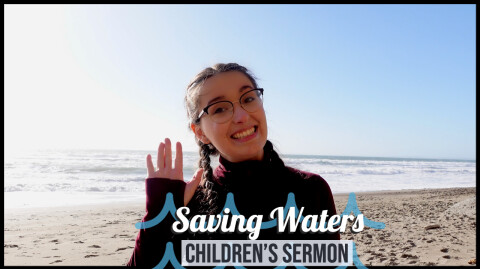 Saving Waters: Children