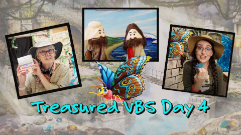 Day 4: Treasured Vacation Bible School