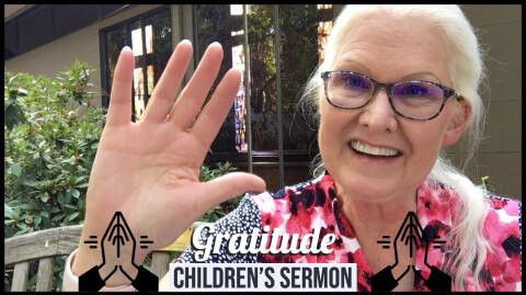 Gratitude: Children