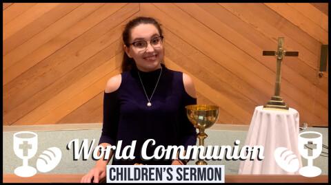 World Communion: Children
